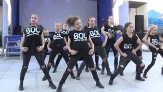 Танцы - Хип хоп & Дэнсхолл. Уличный стиль. Команды
