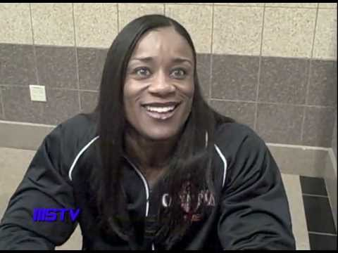 Kim Perez Female Bodybuilder 2011 Meet the Olympians