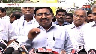 Minister Narayana Speaks on Traffic Issue At Brindavanam in Nellore | CVR News - CVRNEWSOFFICIAL