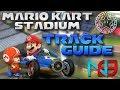 Mario Kart 8: Mario Kart Stadium - Track Guide + Analysis