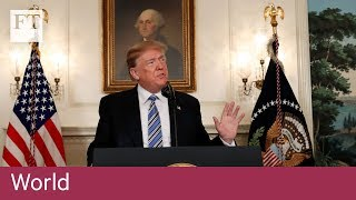 Trump speaks about Florida school shooting - FINANCIALTIMESVIDEOS