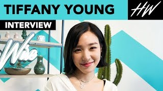 Tiffany Young Talks Girls Generation & Her Journey As A Solo Artist!! | Hollywire - HOLLYWIRETV