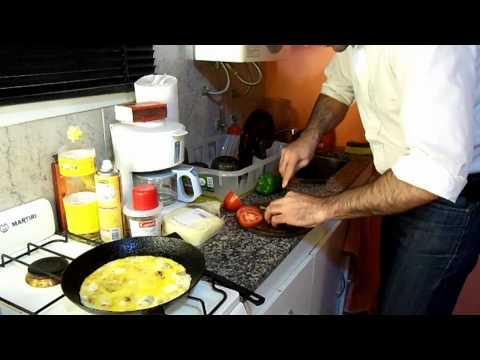 Como cocinar un omelette