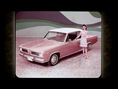 1968 Plymouth Valiant Sales Features - Chrysler Master Tech