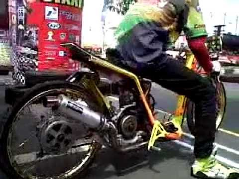 Mio Dragbike Top jaya Pells.3GP