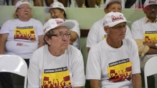 Campanha Salarial - #quemLUTAconquista!