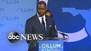 Andrew Gillum concedes for a second time in heated Florida governor's race - ABCNEWS