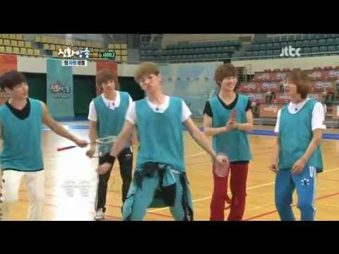 [120602] Key's Crazy Dance Part 1 'XDDDD