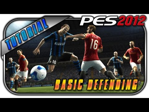 PES 2012 Basic Defending Tutorial