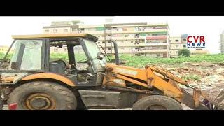 Saradhi Nagar Locals Protest Against Illegal Dumping Yard | Borabanda | Hyderabad | CVR NEWS - CVRNEWSOFFICIAL