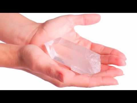 How to Sense Crystal Energy - Experiencing the Power of Healing Stones (June 6, 2010)