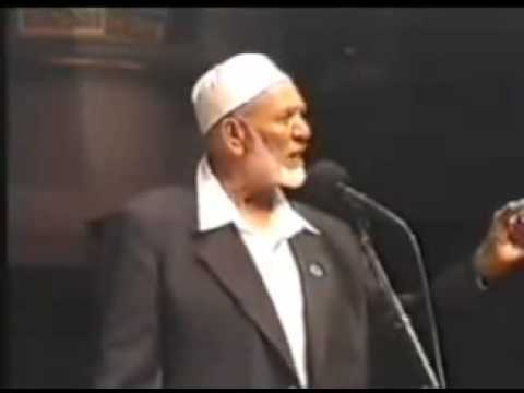 Hilarious reply 'Modesty & Hijab in Islam' by Ahmed Deedat