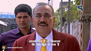 CID : Mumbaicha Dabbawala - Episode 1050 - 7th March 2014 - SETINDIA