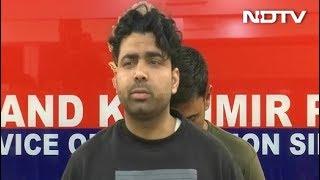 जम्मू कश्मीर में पाकिस्तानी आतंकी ज़िंदा पकड़ा गया - NDTVINDIA