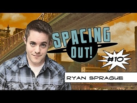 Computer hackers searching for UFO information - Ryan Sprague on Spacing Out! Ep. 10