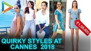 Cannes 2018: Bollywood celebs & their super expensive clothes   Deepika   Sonam   Kangana   Mahira - HUNGAMA