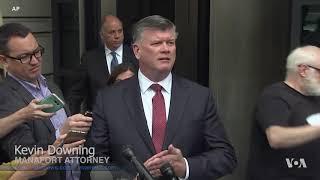 Manafort Plea Deal Triggers New Chapter of Mueller Probe - VOAVIDEO