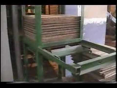 Permaq - Máquina automática para blocos e pisos