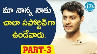 Actor Prince Exclusive Interview Part #3 || Talking Movies With iDream - IDREAMMOVIES