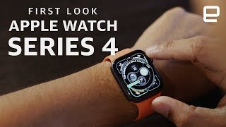 Apple Watch Series 4 First Look - ENGADGET