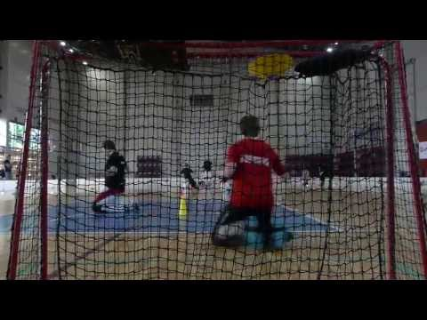 BLINDSAVE floorball goalie camp 2013