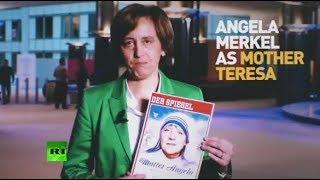 'Angela Merkel as Mother Teresa': Highlights of German election season in just 50 seconds - RUSSIATODAY