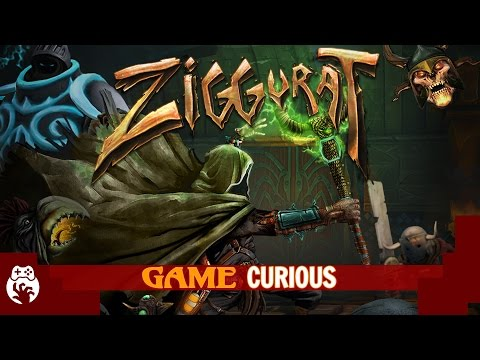 Game Curious Ziggurat - Crawl Up In My Face