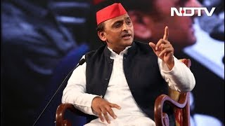 #NDTVYuva – If We Can Stop BJP In UP, We Can Stop Them Across India: Akhilesh Yadav - NDTV