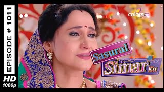 Sasural Simar Ka : Episode 1315 - 31st October 2014