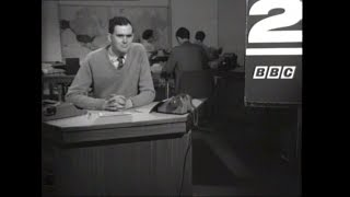 The first ever 10 minutes of BBC Two -  History of the BBC - BBC