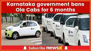Ola Banned in Karnataka for starting Bike Taxi Service without approval from Transport Department - NEWSXLIVE