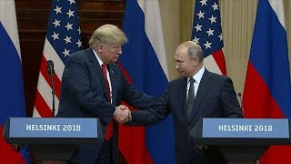 ABC News Live: Trump-Putin summit reactions, lava bombs, Thailand cave latest - ABCNEWS