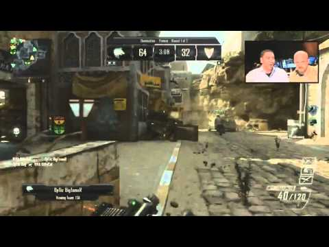 Black Ops 2 - Dolphin Diving and MP7 Multiplayer Gameplay