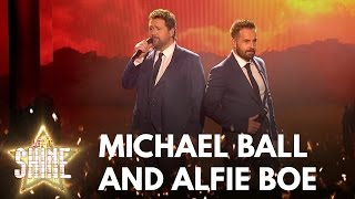Michael Ball & Alfie Boe perform a medley of songs from Les Miserables - Let It Shine 2017 - BBC