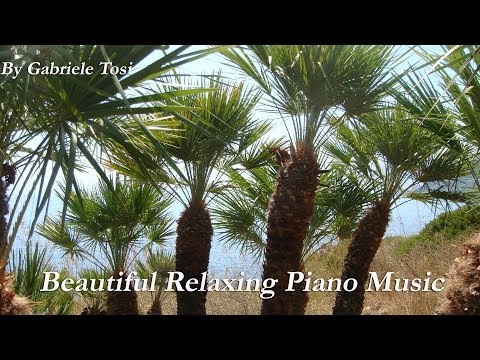 relaxing piano nature, musica classica relax, ambient music piano - Improvvisazione by Gabriele Tosi