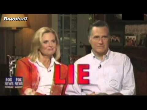 "Letterman Segment: ""Ann And Mitt Romney Lies"""