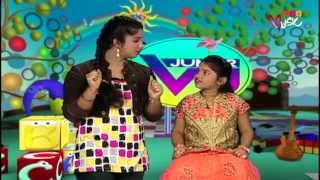 Junior Vj Episode 40 : Hasini - MAAMUSIC