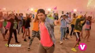 Microsoft VFest 2015 Official Song Feat. Varun Dhawan - CHANNELVINDIA