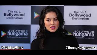 """Sunny Leone: """"I Have Always Believed In LOVE Not WAR"""" - HUNGAMA"""