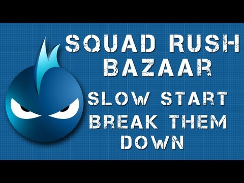 Squad Rush: Grand Bazaar Attack with 008