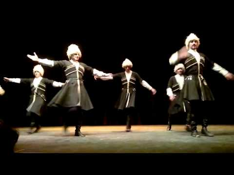 Armenian dances, Армянские танцы, Ансамбль