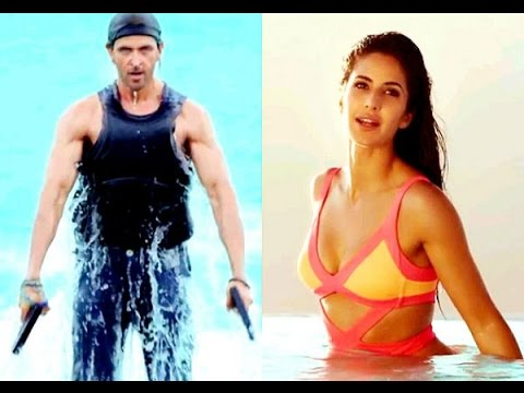 Bang Bang teaser: Hrithik Roshan and Katrina Kaif give an adrenaline rush! -- review