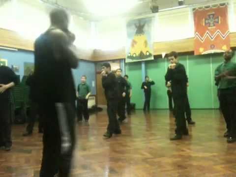 Errol Christie at Rush Croft school part 3