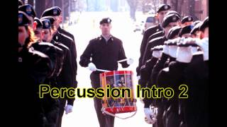 Royalty Free :Percussion Intro 2