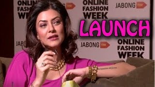 Sushmita Sen launches second edition Jabong Online Fashion Week | Bollywood News