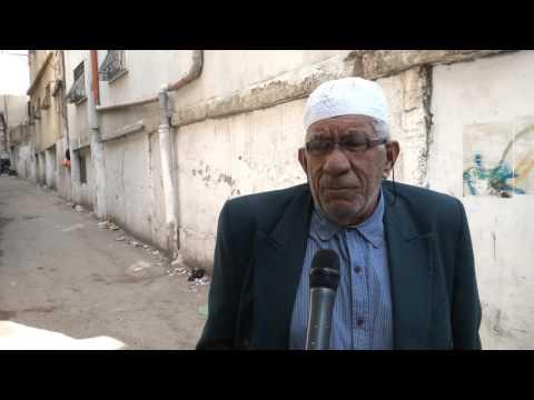 سوء الخدمات في منطقة مخيم شعفاط