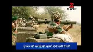 DNA: Army prepared to counter threat during J&K polls - ZEENEWS