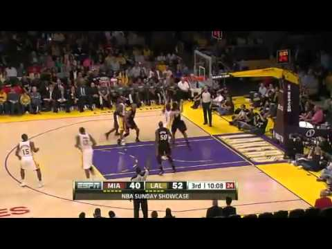 Heat vs Lakers COMPLETE HIGHLIGHTS March 4th 2012 ll Recap ll 3.4.2012 [NBA] HD