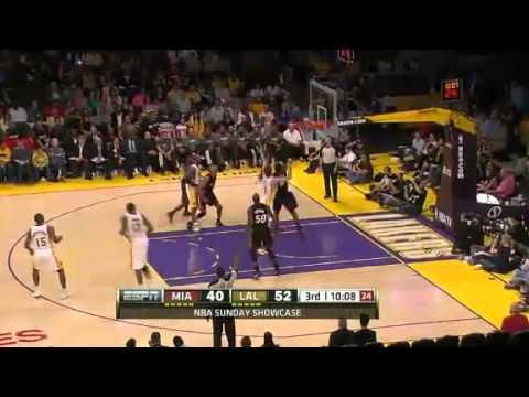 Heat vs Lakers COMPLETE HIGHLIGHTS March 4th 2012 ll Recap ll 3.4.2012 [NBA] HD