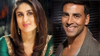 Bollywood News in 1 minute 12/03/14 | Akshay Kumar, Kareena Kapoor and others - ZOOMDEKHO